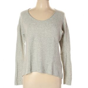 Madewell grey sweater size L